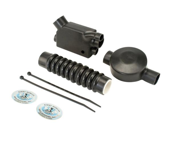525-100 Hot Water Shroud Kit For SL 17B, 17C, 27, KM 37/57 Helmets & KMB® 18/28